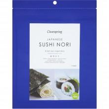 ClearSpring - Nori Especial Sushi | Nutrition & Santé | 25g | Alga Nori Sin Tostar | Best Of Japan