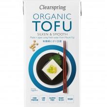 ClearSpring - Tofu Sedoso Japonés | Nutrition & Santé | 300 gr | Soja | Best Of Japan