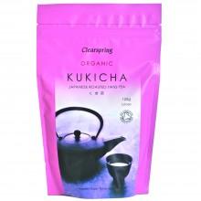 ClearSpring - Té Kukicha a Granel | Nutrition & Santé | 125g | Té de Ramitas tostadas Kukicha| Best Of Japan