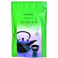 ClearSpring - Té Verde Sencha Granel | Nutrition & Santé | 125g | Té Verde | Antioxidante, Diurético | Best Of Japan