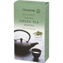 ClearSpring - Té Verde Sencha | Nutrition & Santé | 20 bolsitas | Té Verde | Antioxidante, Diurético | Best Of Japan