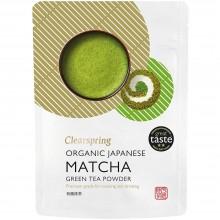 ClearSpring - Té Verde Matcha | Nutrition & Santé | 20 bolsitas | Té Verde y Matcha | Diurético, Activador | Best Of Japan