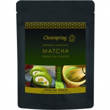 ClearSpring - Té Verde Matcha en polvo Premium | Nutrition & Santé | 40g | Té Verde Matcha | Best Of Japan
