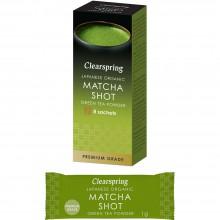 ClearSpring - Té Verde Matcha Monodosis Premium | Nutrition & Santé | 8 bolsitas | Té Verde Matcha | Best Of Japan