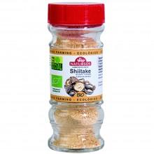 Natursoy - Setas Shiitake en polvo | Nutrition & Santé | 10g | Setas Shiitake desecadas molidas | Best Of Japan
