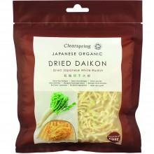 ClearSpring - Daikon seco a tiras | Nutrition & Santé | 40g | Daikon seco | Best Of Japan