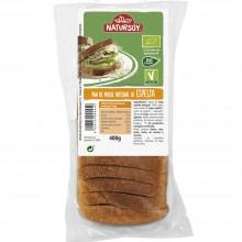 Natursoy - Pan de Molde Integral de Espelta | Nutrition & Santé | 400g | Harina de Espelta, Masa Madre | Panadería
