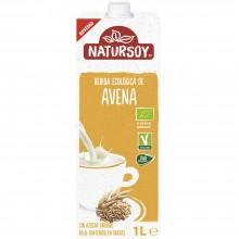 Natursoy - Bebida de Avena | Nutrition & Santé | 1L | Agua y Avena| Bebidas Vegetales