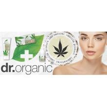 Jabón en Pastilla | dr. Organic | 100g | Con Aceite de Cáñamo Orgánico - 100% Bio