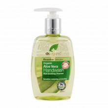 Jabón en Gel para Manos | dr. Organic | 250ml | Con Aloe Vera - 100% Bio