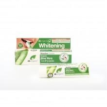 Pasta Dental | dr. Organic | 100ml | Con Aloe Vera - 100% Bio