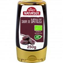 Natursoy - Sirope de Dátil   Nutrition & Santé   250ml   Sirope de Dátil   Siropes