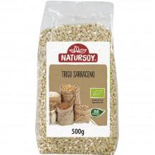 Natursoy - Trigo Sarraceno | Nutrition & Santé | 500g | Trigo Sarraceno Pelado | Cereales