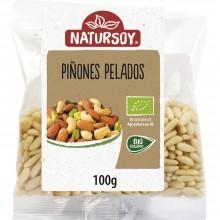 Natursoy - Piñones Pelados   Nutrition & Santé   100g   Piñones Pelados   Frutos Secos