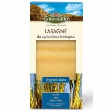 Bio Idea - Lasaña Blanca | Nutrition & Santé | 250g | Sémola de Trigo Duro | Pasta