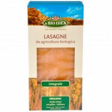 Bio Idea - Lasaña Harina Integral | Nutrition & Santé | 250g | Sémola de Trigo Duro Integral | Pasta
