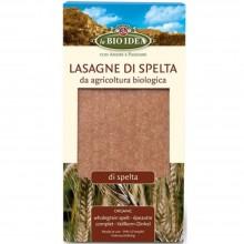 Bio Idea - Lasaña de Espelta | Nutrition & Santé | 250g | Sémola de Espelta Duro Integral | Pasta