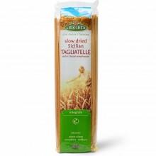 Bio Idea - Tallarines Integrales | Nutrition & Santé | 500g | Sémola de Trigo Duro Integral | Pasta