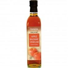 ClearSpring - Vinagre balsámico de Manzana | Nutrition & Santé | 500g | Mosto Concentrado de Manzana | Vinagres