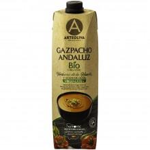 ArteOliva - Gazpacho Andaluz   Nutrition & Santé   1000ml  Tomate, pimiento, aceite de oliva virgen ext, pepinos, pan   Bebidas