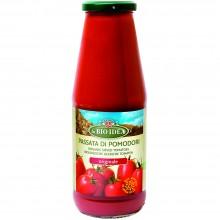 Bio Idea - Puré de Tomate   Nutrition & Santé   700ml  Tomates Triturados   Salsas