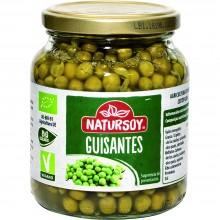 Natursoy - Guisantes Grande   Nutrition & Santé   680g   Guisantes, Agua y Sal Marina   Conservas Vegetales