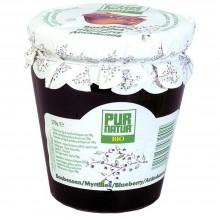 Pur Natur - Mermelada de Arándanos | Nutrition & Santé | 370g | Arándanos, Azucar, Gelatina | Mermeladas