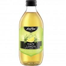 Yogi Tea - Infusión Mate Limón | Nutrition & Santé | 330ml | Mate, Limón, Especias | Bebidas