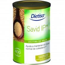 Dietisa - Lecitina de Soja IP | Nutrition & Santé | 400g | Lecitina de soja pura IP | Sistema Circulatorio
