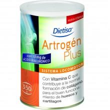 Dietisa - Artrogén Plus | Nutrition & Santé | 350g | Colágeno, Maltodextrina, Magnesio | Sistema Locomotor