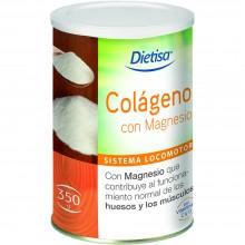 Dietisa - Colágeno con Magnesio | Nutrition & Santé | 350g | Colágeno, Magnesio | Sistema Locomotor