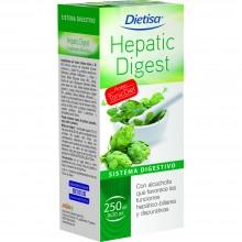 Dietisa - Hepatic Digest   Nutrition & Santé   250ml   Extracto de Alcachofa y Miel   Sistema Digestivo