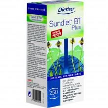 Dietisa - Sundiet BT Plus | Nutrition & Santé | 250ml | Plantas, Aminoácidos, Miel y Concentrado Frutas | Sistema Respiratorio