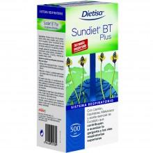 Dietisa - Sundiet BT Plus | Nutrition & Santé | 500ml | Plantas, Aminoácidos, Miel y Concentrado Frutas | Sistema Respiratorio