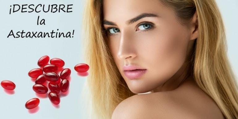 Propiedades de la astaxantina para la piel, la visión y mucho más.